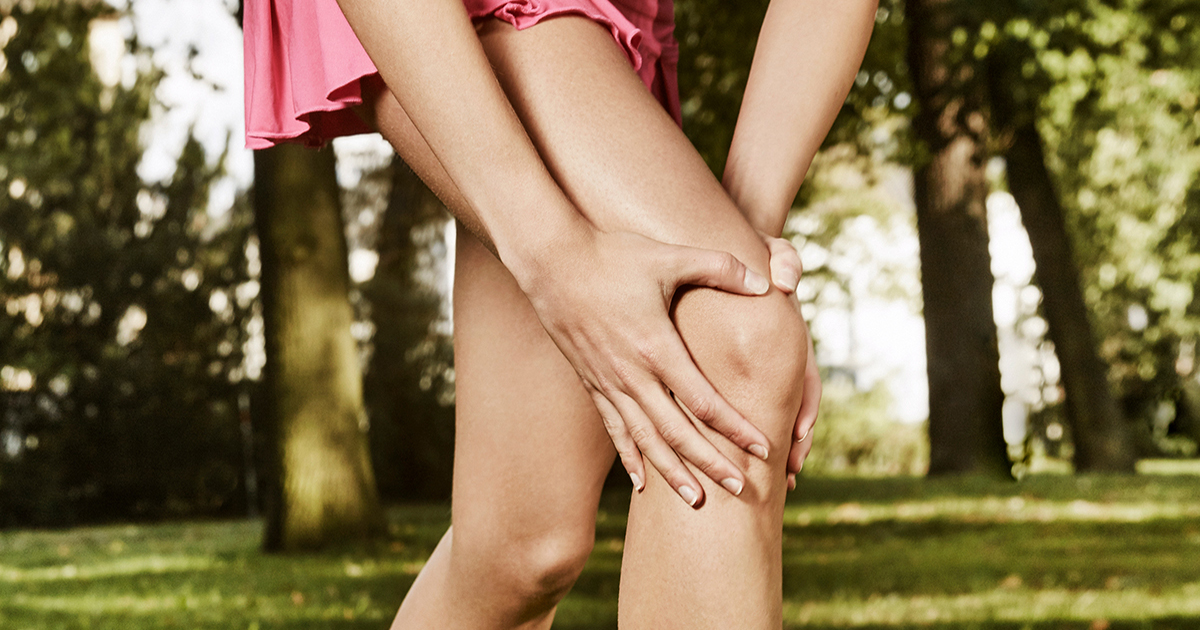 Künstliches Kniegelenk